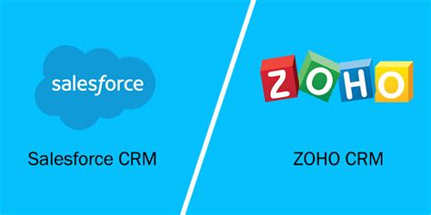 why salesforce is better than dynamics zoho crm vs salesforce why zoho crm is better than