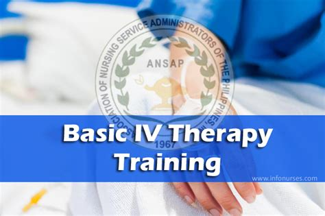 therapy courses pin iv therapy review flickr photo on