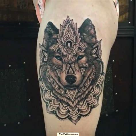 tattoo mandala znachenie тату волк значение для парней и девушек история