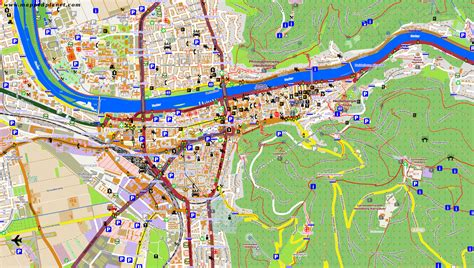 map heidelberg germany city maps heidelberg
