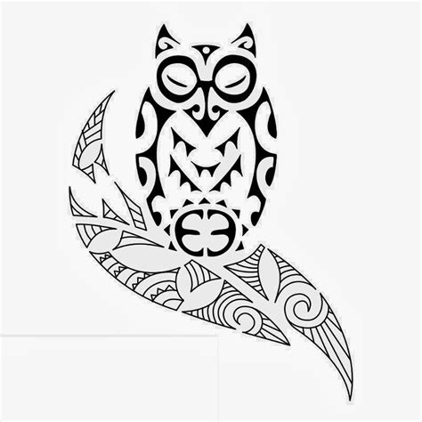 tattoos book 2510 free printable tattoo stencils owl