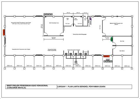 layout bengkel yang baik susunatur penggunaan ruang bengkel pav blog penyejukan