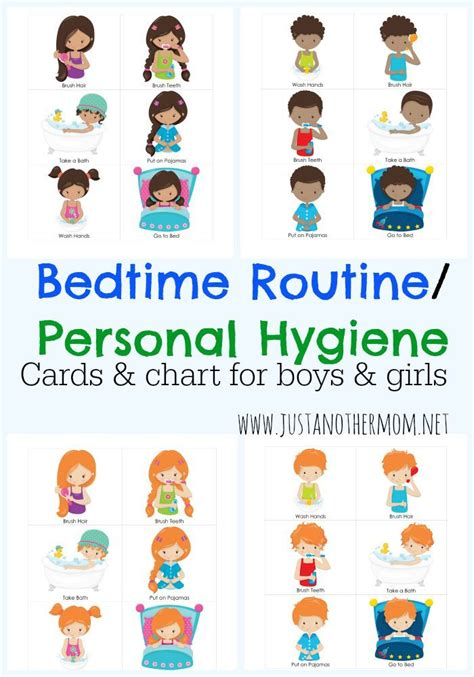 printable toddler routine bedtime routine chart and cards mom 8230 and um