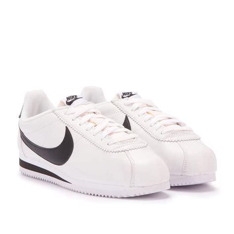 Nike Cortez Clasic nike classic cortez premium white black 807480 101