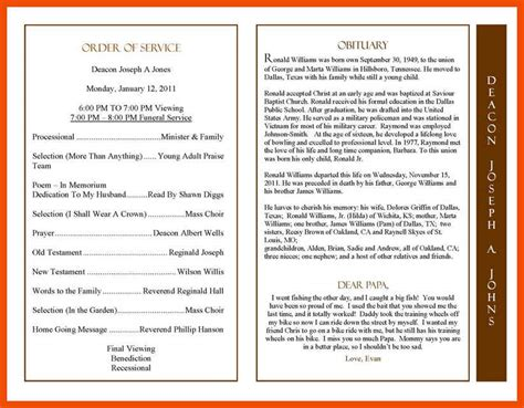Resume For Secretary Job by 1 2 Obituary Examples For Funeral Program Formatmemo