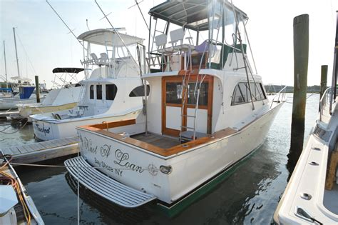 saltwater fishing boats for sale in nc 1979 used custom sportfisherman saltwater fishing boat for