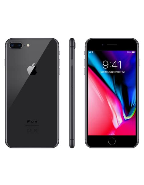 Apple Iphone 8 Plus 64gb Grey by Iphone 8 Plus 64gb Space Grey Iphone Apple