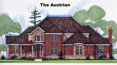 austrian style house plans mountains beauty austrian style house plans mountains beauty