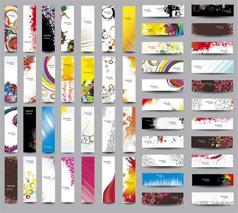 design fashion banner fashion show banner design vector background free vector