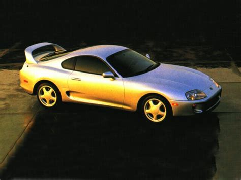 Toyota Supra Mpg 1997 Toyota Supra Specs Safety Rating Mpg Carsdirect