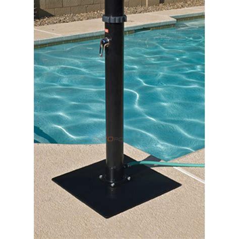game outdoor solar shower  base nu inyopoolscom