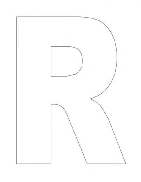 letter r template activity teaching the alphabet jet assure