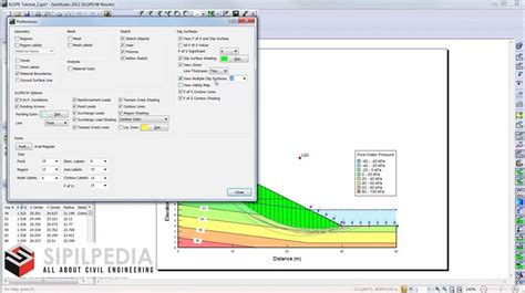 slope w tutorial geostudio 2012 slope w tutorial sipilpedia