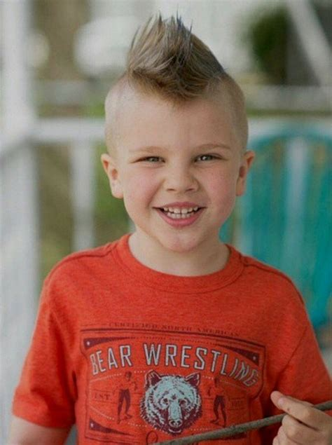 kids mohawk styles 20 awesome and edgy mohawks for kids
