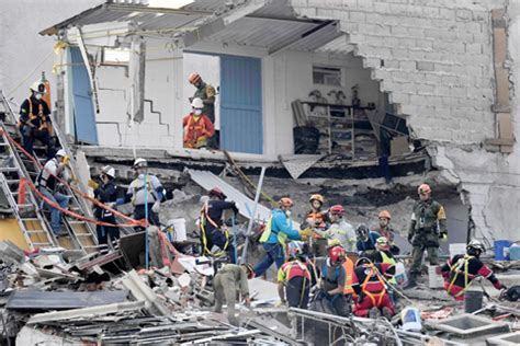 earthquake yesterday in mexico new earthquake shakes jittery mexico kuwait times