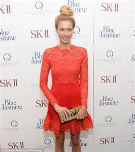 Dress at the premiere of woody allen s new film blue jasmine at the