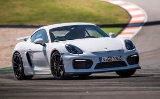 Porsche Sports Cars Porsche Cayman Gt4 Driven The Best Sports Car You Can Buy
