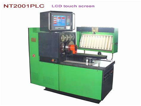 plc test bench china nt2001 plc diesel fuel injection pump test bench
