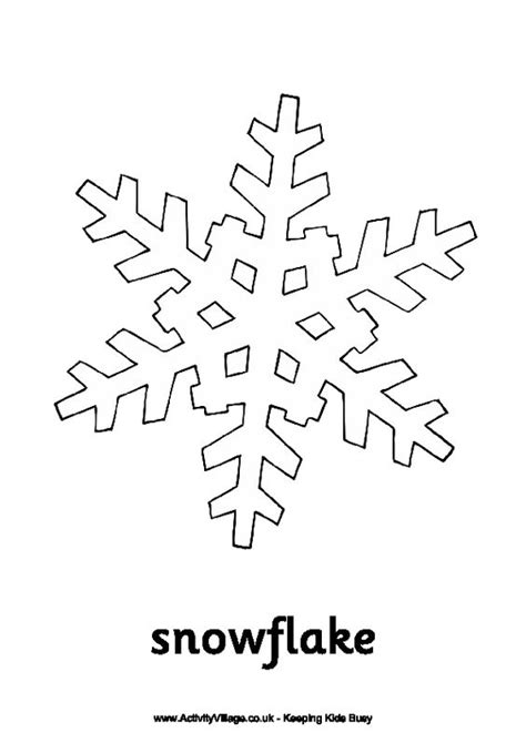 snowflake patterns coloring pages snowflake cutout patterns snowflakes coloring pages for