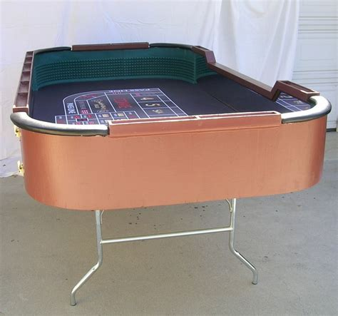 Pin By Eric Serven On Poker Room Pinterest Portable Craps Table