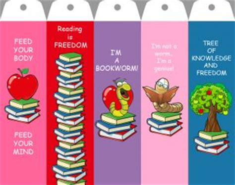 printable educational bookmarks how cute are these free printable bookmarks with quotes