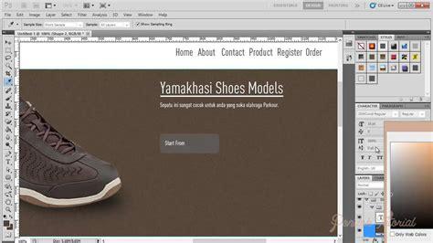Membuat Website Toko Online Sederhana Part 2 | membuat website toko online sederhana part 1 desain psd