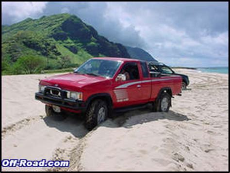nissan hardbody road nissan feature truck stanward oshiros 1995 nissan