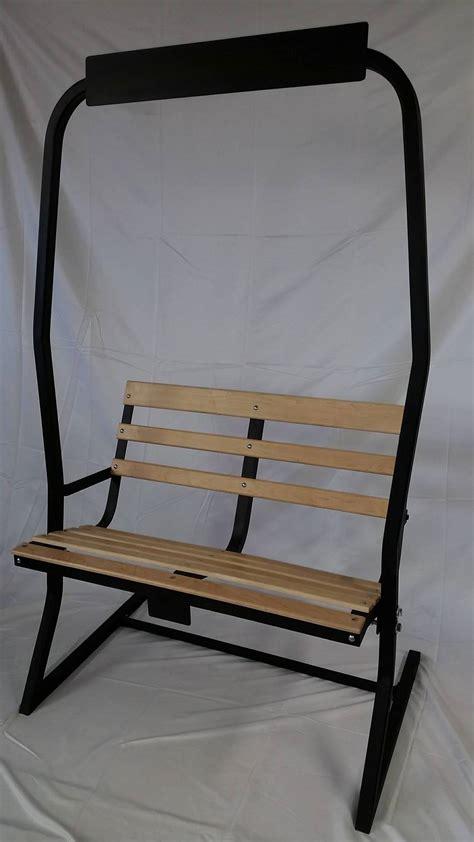 backyard ski lift ski chair lifts lawn furniture evian modern outdoor