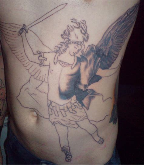 kneeling angel tattoo kneeling tattoos kneeling pictures