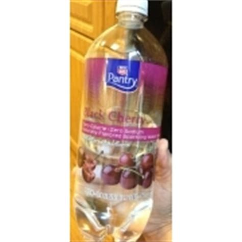 Rite Aid Pantry by Rite Aid Pantry Black Cherry Naturally Flavored Sparkling