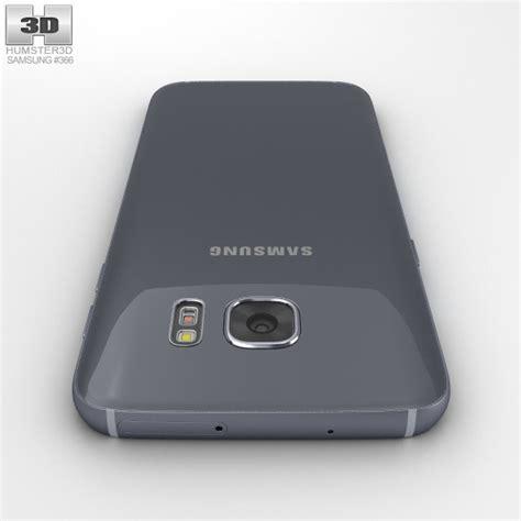 Galaxy S7 Edge 3d Model