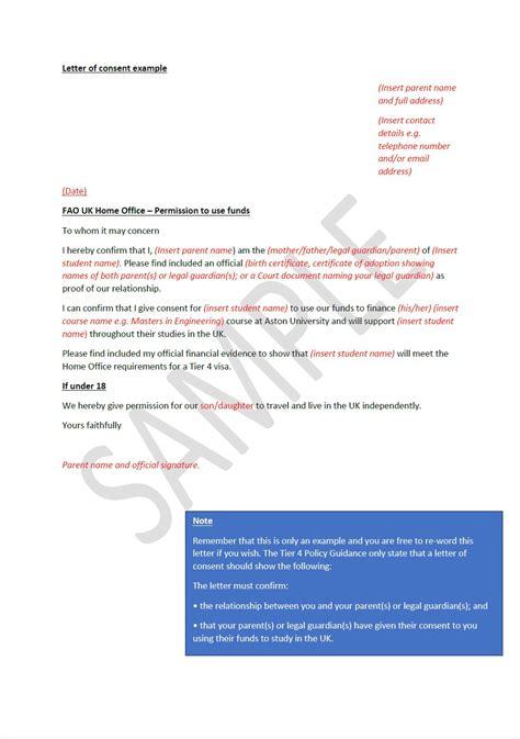 cover letter  student visa application cover letter
