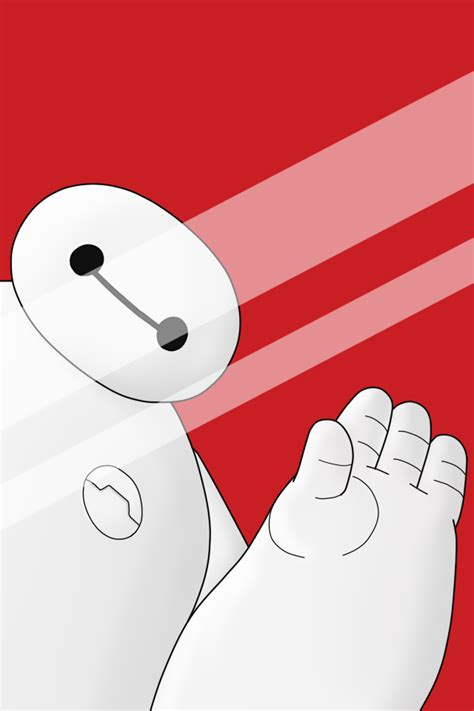 wallpaper baymax iphone baymax iphone wallpaper withoutlogo by cookiegodess1920