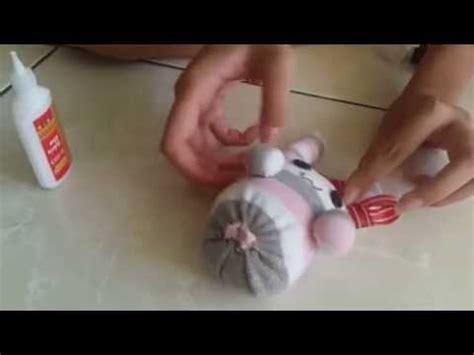 Boneka Kucing Dari Kain cara membuat boneka elaegypt