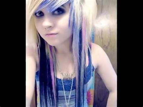 are people still having scene hair in 2015 top 20 scene girls youtube
