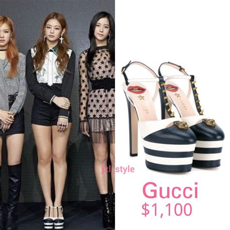 blackpink gucci blackpink style on twitter quot jennie gucci studded