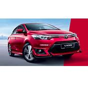 Toyota Has Revealed The New Vios Sedan In Malaysia And It Comes