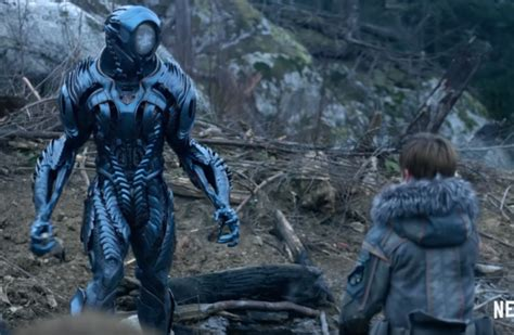 robot film on netflix netflix releases first trailer for lost in space reboot