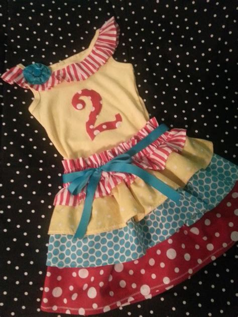 carnival themed birthday outfits custom birthday carnival circus themed outfit by