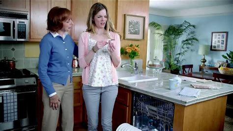 cascade commercial actress cascade platinum tv spot mom s spoons ispot tv