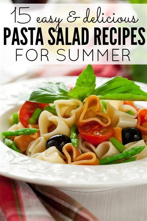 easy and delicious pasta salad fun fit and fabulous 17 best images about pasta recipes on pinterest bow tie