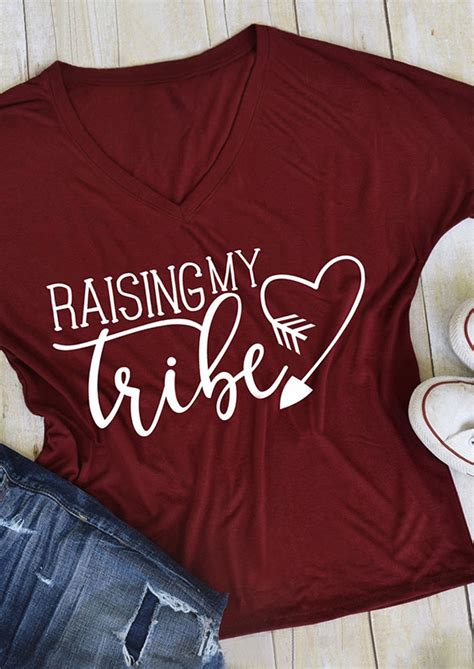 raising  tribe heart arrow  shirt fairyseason