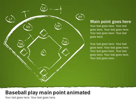 Baseball Themed Powerpoint Templates Image Collections Powerpoint Template And Layout Baseball Themed Powerpoint Template