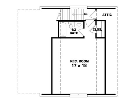 rec room floor plans garage loft plans 2 car garage loft plan with recreation