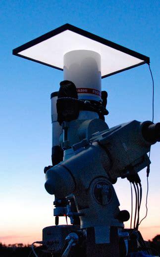 flat field light panel n ayez pas peur des 233 ras ccd