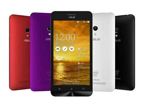 Vr Asus Zenfone 2 Asus Zenfone 4 5 And 6 Are Getting Their Lollipop Treat