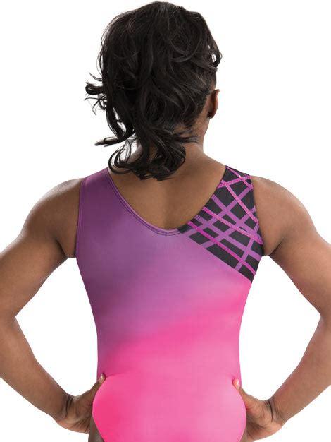 gk elite catalog 3787 blushing sunset gk elite sportswear gymnastics