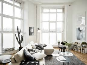 Scandinavian Apartment Decordots Airy And Light Filled Scandinavian Apartment