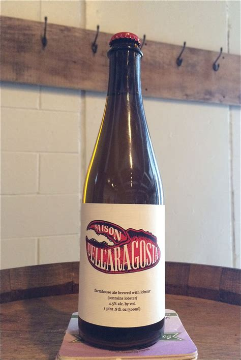 sea brewery maine brewer makes out of live lobsters sea salt toledo blade