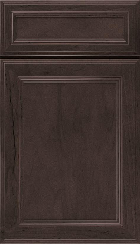 Flagstone Cabinet Stain on Maple   Aristokraft